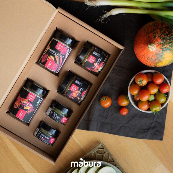 Mabura Grill Geschenkbox