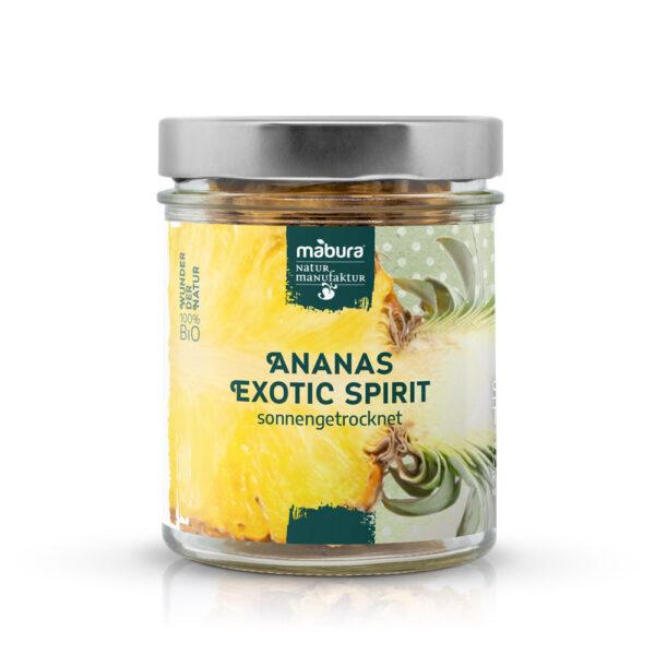 Sonnengetrocknete Ananas BIO