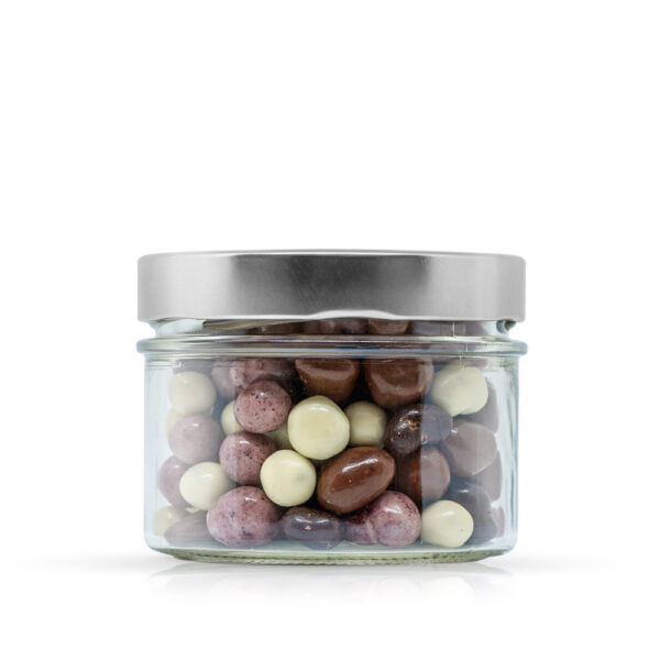 Beeren in bunter Schokolade BIO 135g