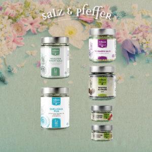 SALZ & PFEFFER - BOX