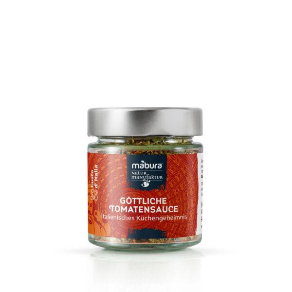 Mabura BIO Gewürzmischung göttliche Tomatensauce