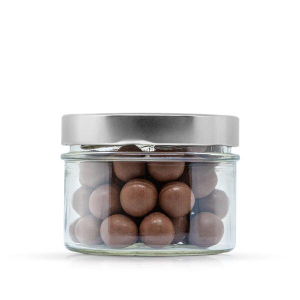 Haselnüsse in Vollmilchschokolade BIO 135g