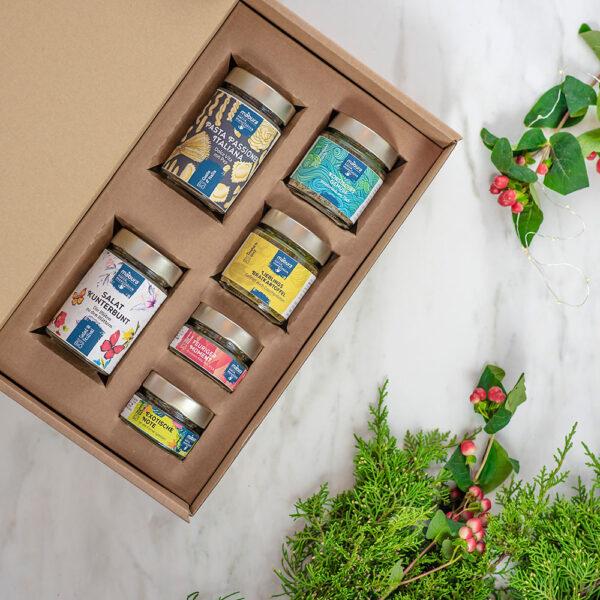 Mabura Gewürzzauber Geschenkbox