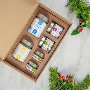 Mabura Salz und Pfepper Geschenkbox