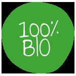 Mabura ist zu 100% BIO