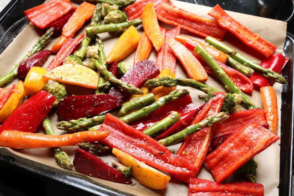 vegetables, healthy, paprika