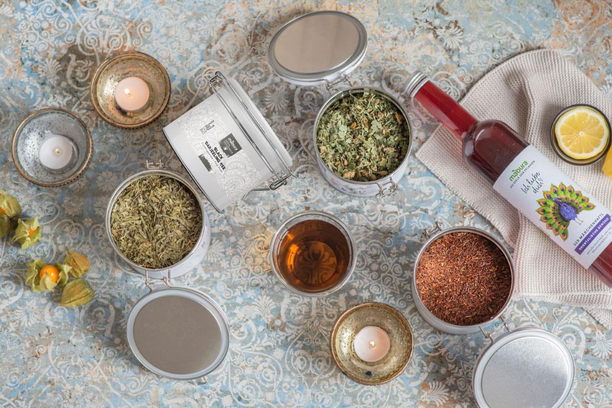 MABURA Teatime BIO Tee