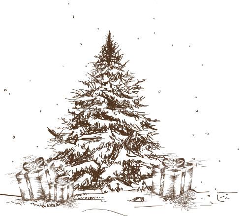 Weihnacheten_Sketches
